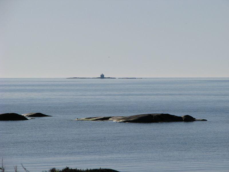 Tjärven vid horisonten