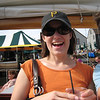 Newport, Rhode Island sailing on the Madeline