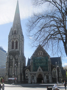 First Day in Christchurch, Spring 2009