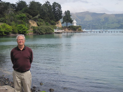 Trip from Christchurch to Akaroa Bay