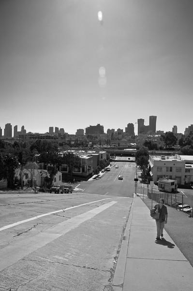 San Diego has its fair share of steep hills.