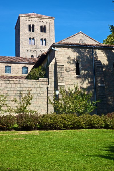 The outside of the Cloisters. (Cloisters)