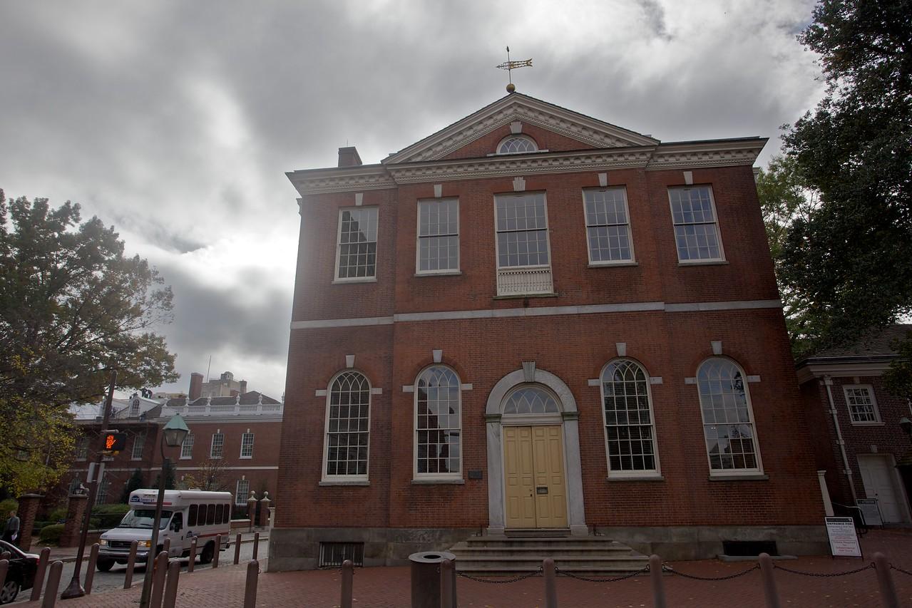 Old City Hall, Philadelphia.