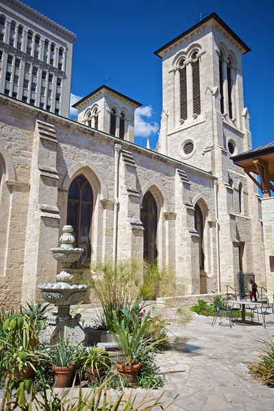 San Fernando cathedral in San Antonio.