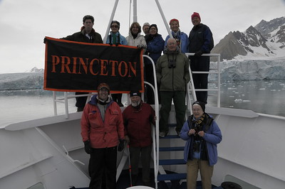 Princeton group in the High Arctic - Andrew Gossen