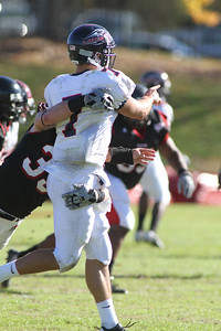 The GWU Runnin' Bulldogs host the Liberty Flames in Spangler Stadium on Saturday, November 14, 2009.