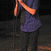 Wabash Valley's Got Talent contestant Cody Wence performs during Friday night's competition at the Indiana Theater.