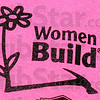 Women Build logo.
