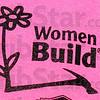 Women Build logo.