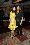 NEW YORK-APRIL 29: Stacy Dreyfus, Christina Willet attend ORCHID | Resorts & Escapes Cocktail Soiree Celebrating NYC Showcase   on Wednesday, April 29, 2009 at SOHO House, 29-35 Ninth Avenue, New York City, NY (Photo Credit: ©Christopher London/ManhattanSociety.com)