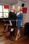NEW YORK-APRIL 29: Rebecca Witness, Jeanine Sanders of Witness & Co. Public Relations attend  ORCHID | Resorts & Escapes Cocktail Soiree Celebrating NYC Showcase   on Wednesday, April 29, 2009 at SOHO House, 29-35 Ninth Avenue, New York City, NY (Photo Credit: ©Christopher London/ManhattanSociety.com)