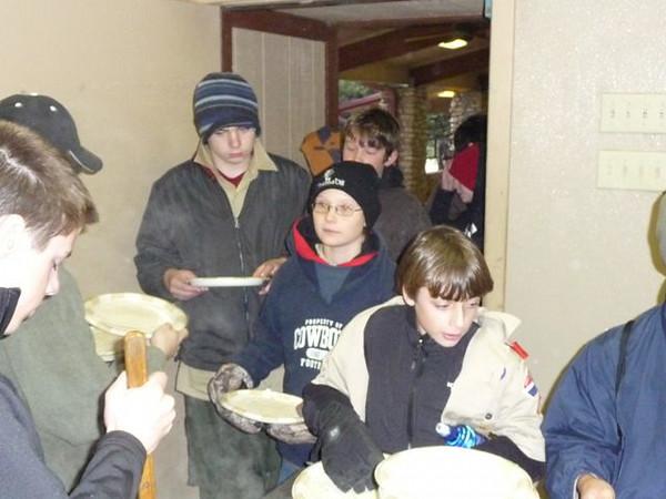 2009 Oak Leaf Training