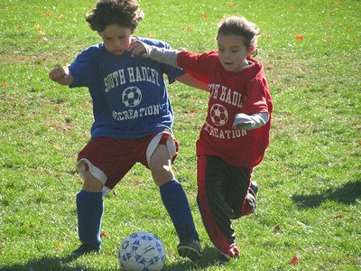 Oct. 25, 2009 (Check out Hailey in action in her soccer game.)