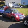 Red Bull mini in Brighton