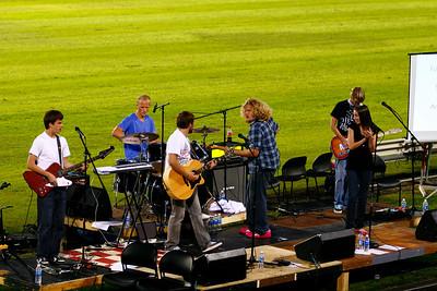 FCCA's Fields of Faith 2009 on the Gardner-Webb University Campus.