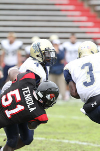 GWU defeats Charleston Southern 27-20 in Boiling Springs, NC on Saturday, October 17, 2009.