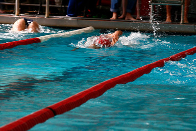 Gardner-Webb swimming vs. Catawba.