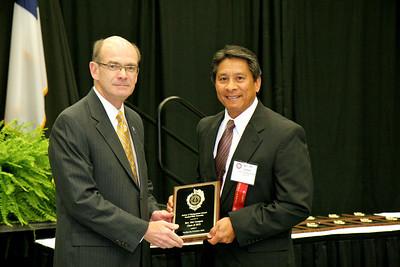 2009 Gallery of Distinguished Graduates Awards Ceremony.