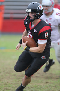 The GWU Runnin' Bulldogs host the Stoney Brook SeaWolves for Homecoming 2009