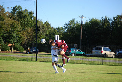 The Men's Soccer team tied Winthrop 2-2 on Saturday, October 3rd.