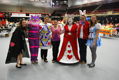 Gardner-Webb University was the host of Octoberfest which was a Halloween event that was put on for the community.