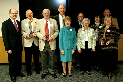 Society of the Arch Award recipients; October 15, 2009.