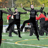 Bugs: Terre Haute South performs at Memorial Stadium Saturday afternoon.