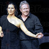 Rumba: Tom McClanahan, sponsored by WTWO performs with his professional partner during Friday's Dancing with the Terre Haute Stars at Hulman Center.