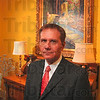 Tribune-Star/Joseph C. Garza<br /> Burial business: Greiner Funeral Home owner Gary Greiner has invested a quarter-of-a-million dollars and three years of work to renovate an abandoned funeral home on North 13th Street which is now open for business.