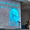 "Tribune-Star/Joseph C. Garza<br /> An uncommon influence: Indiana State University professor Mark Hamm found one converted prison inmate admit that his research on Albert Einstein had an influence on the inmate's turn away from traditional religion. The inmate, referred to as Jemahl, ""realized that religion didnÕt jibe with science. I used my own system of analytical deduction to find the truth.Ó"
