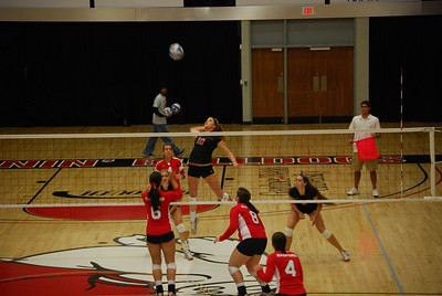 On Friday, October 23, the GWU Volleyball team defeated Radford University.