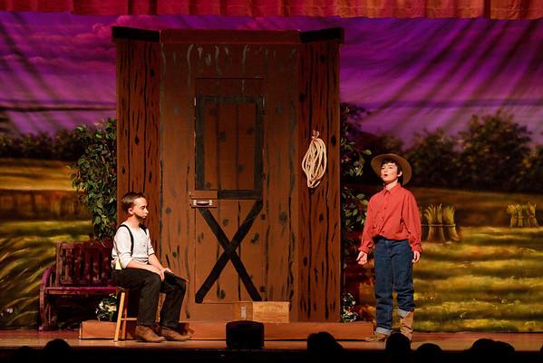 Oklahoma! Scene 2