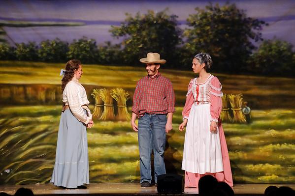 Oklahoma! Scene 5