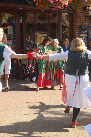 OPC Oxted; Morris: a life with bells on Out 27 Sep 09