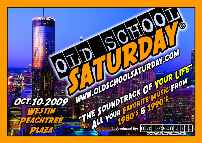 """Our OCTOBER installment of OSS will be BACK at The Westin on 10.10.2009.<br /> Info, Tickets, FAQs, Birthday Packages, MUSIC REQUESTS, and more:  <a href=""""http://www.oldschoolsaturday.com"""">http://www.oldschoolsaturday.com</a>"""