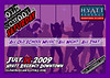 "July.11.2009 OSS returns to the Hyatt Regency DOWNTOWN.... ""All Old School Music.  All Night.  All That.""  ::: Info & Tickets>>  <a href=""http://www.oldschoolsaturday.com"">http://www.oldschoolsaturday.com</a>"
