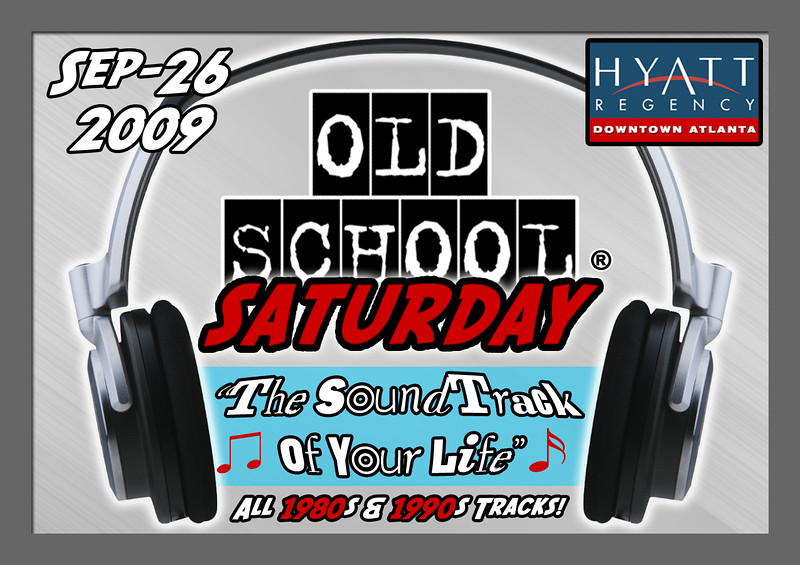 """Mark your calendars now and please join us on SEP-26-2009 at The Hyatt Regency Downtown for our next OSS production.   <a href=""""http://www.oldschoolsaturday.com"""">http://www.oldschoolsaturday.com</a>"""