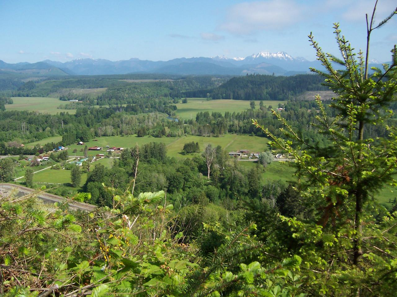 Skokomish Valley