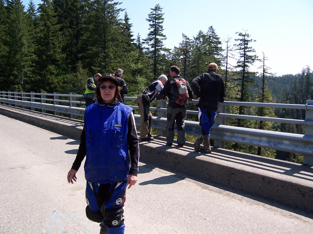 High Steel Bridge on 2340.