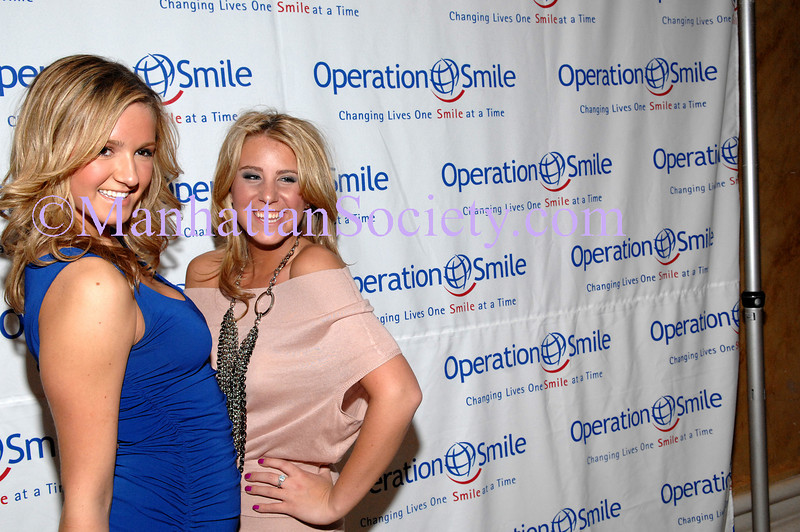 NEW YORK-APRIL 23:  Amanda Cole,  Jessica Leavitt attend The 4th Annual Jr. Smile Collection Event at Capitale, 130 Bowery at Grand Street, New York City, NY on Thursday, April 23, 2009 (Photo Credit: ©Christopher London/ManhattanSociety.com)