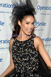 NEW YORK-APRIL 23: Model Jaslene Gonzales attends The 4th Annual Jr. Smile Collection Event at Capitale, 130 Bowery at Grand Street, New York City, NY on Thursday, April 23, 2009 (Photo Credit: ©Christopher London/ManhattanSociety.com)
