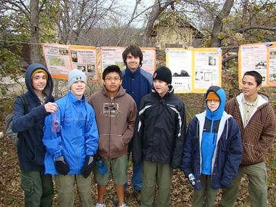 2009 Orienteering Field Trip
