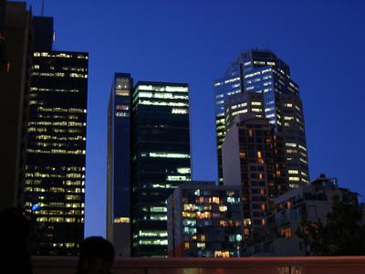 20090312 Melbourne buildings