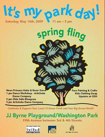 Next Event:  Spring Fling