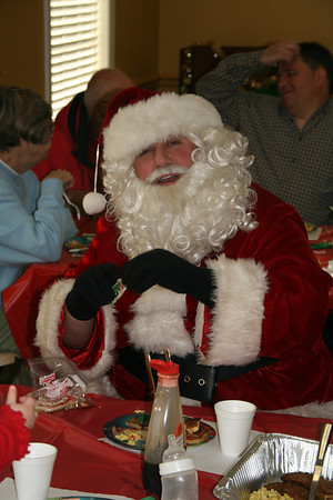 Park District Breakfast With Santa