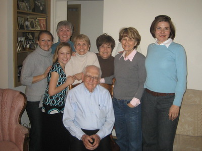 Papa Frank's 95 Birthday Party