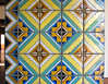 Tiles at Union Station