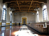 Empty hall at Union Station