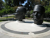 Jackie and Mack Robinson Memorial, 1997