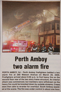 1st Responder Newspaper - May 2009